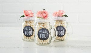 atlanta wedding planner, wedding favors, mason jar