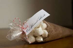 atlanta wedding planner, wedding favors, hot chocolate