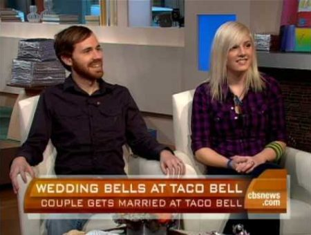 Wedding Bells at Taco Bell & Domino's Pizza