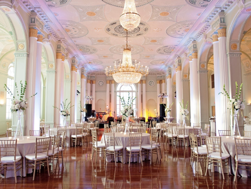Top 10 Wedding Venues In Atlanta