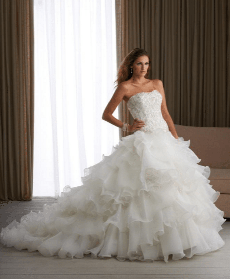 Wedding Dress top atlanta wedding planner