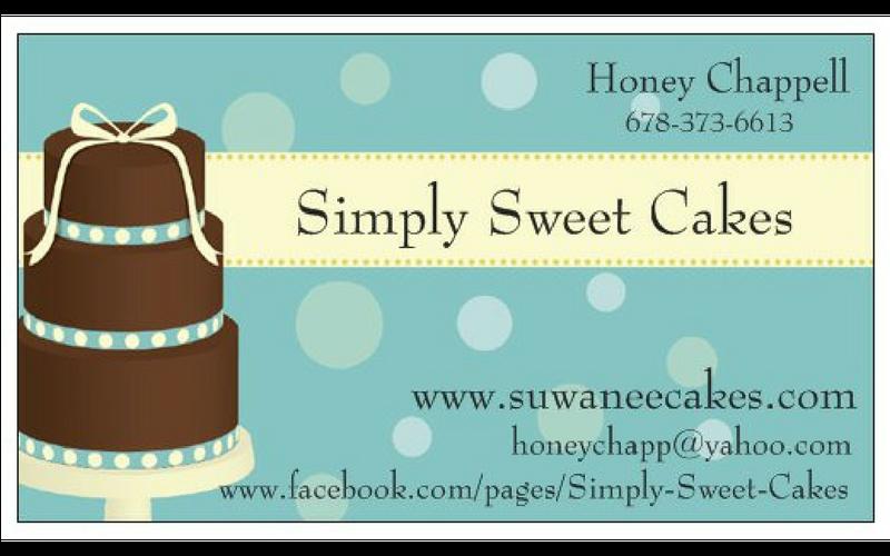 wedding planner cakes
